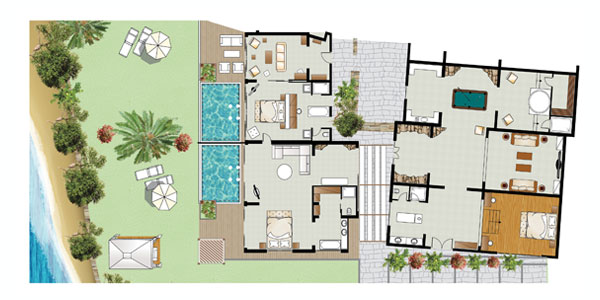 Grand Royal Residence floorplan