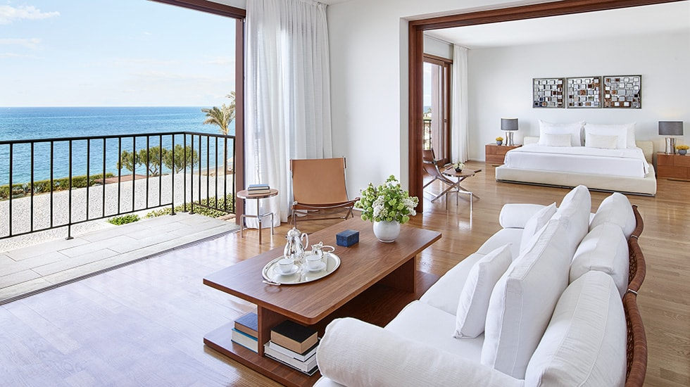 Royal Villa|Amazing panoramic views from the bedroom balcony