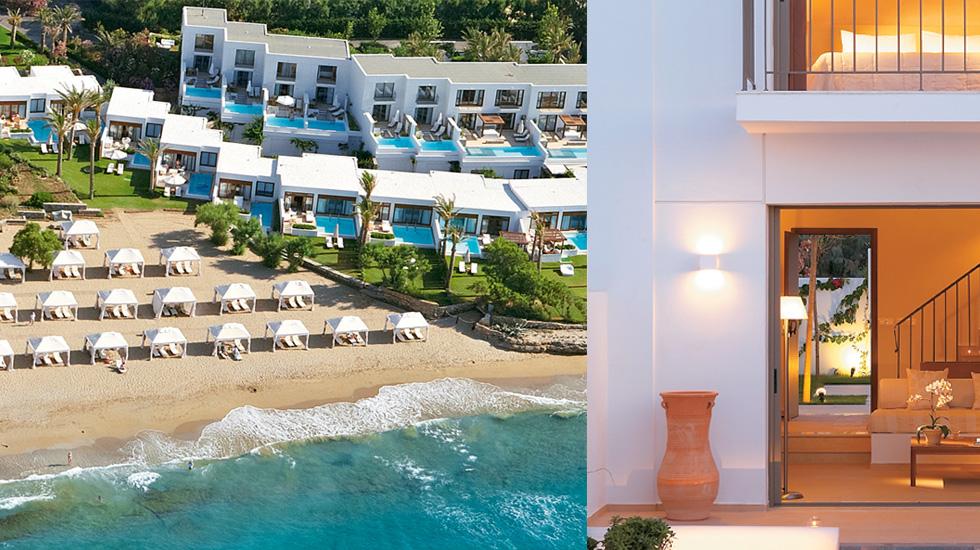 Amirandes 5 star luxury hotel in crete grecotel autos post for 5 star villas