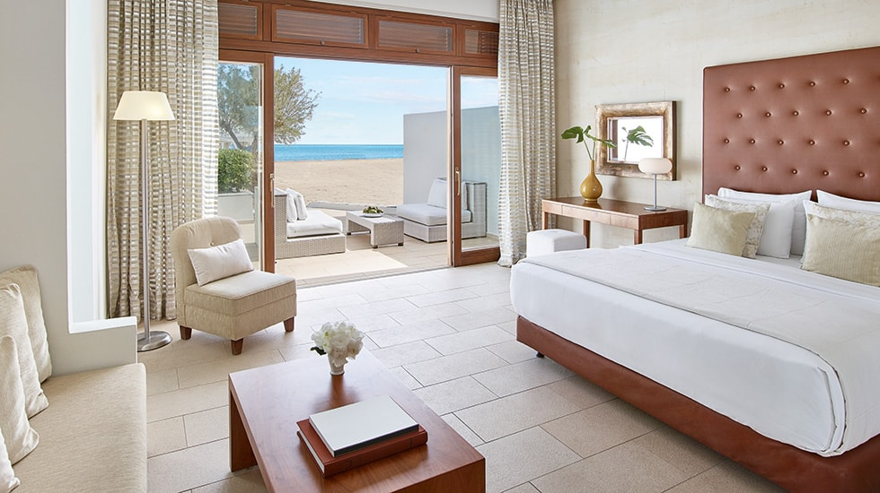 Creta Beach Villa|Elegantly decorated villas especially designed for guests