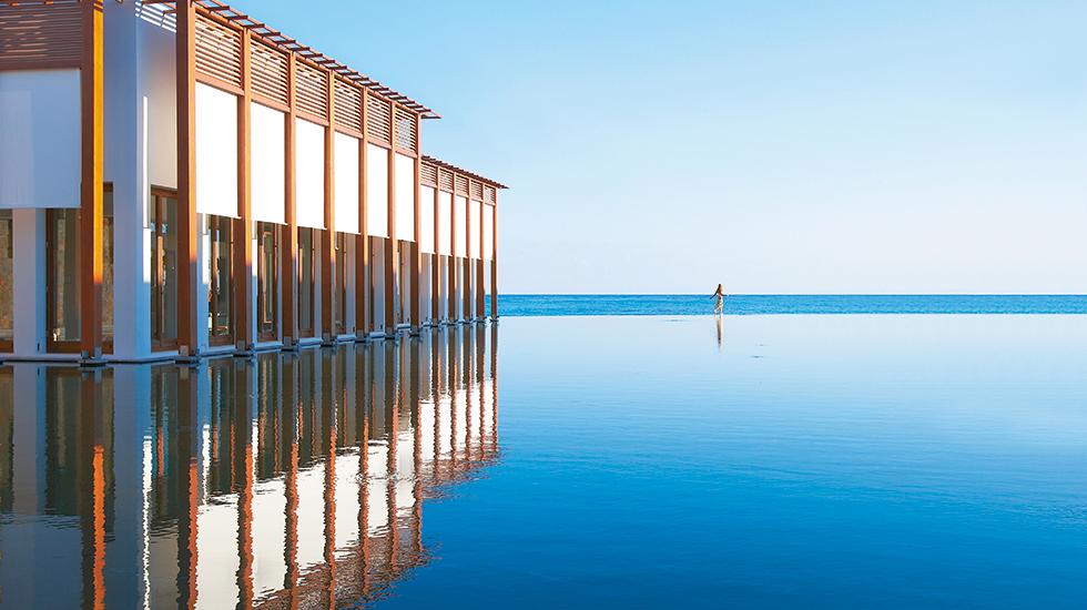 Services facilities grecotel amirandes exclusive resort for Design hotel crete