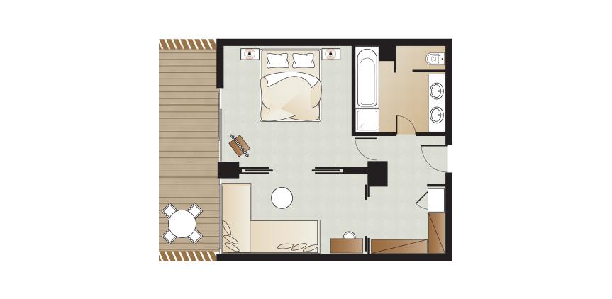 floorplan-of-amirandes-luxury-family-suite-in-crete