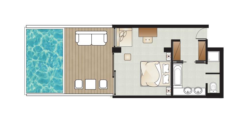 amirandes-deluxe-junior-bungalow-suite-floorplan