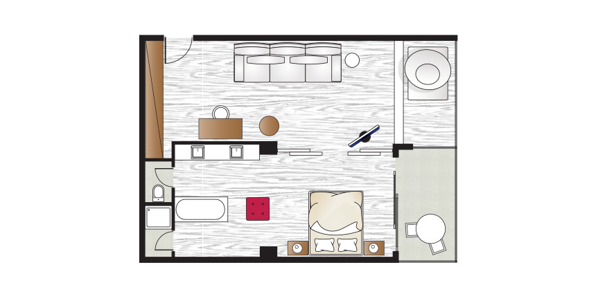 amirandes-luxury-one-bedroom-suite-floorplan