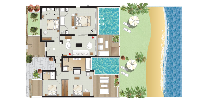 amirandes-grand-beach-residence-with-private-heated-pools-floorplan
