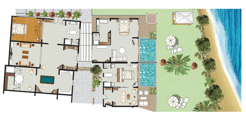 amirandes-grand-royal-residence-with-2-pools-floorplan