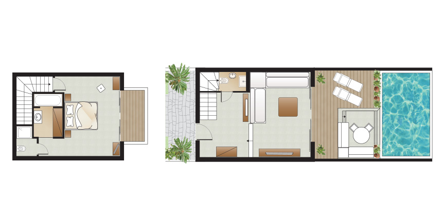 amirandes-creta-villa-courtyard-with-private-heated-pool-floorplan