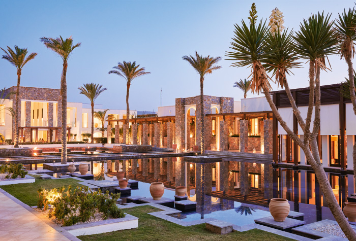 01-evening-in-grecotel-amirandes-boutique-resort-in-greece-greek-luxury-holidays-and-summer