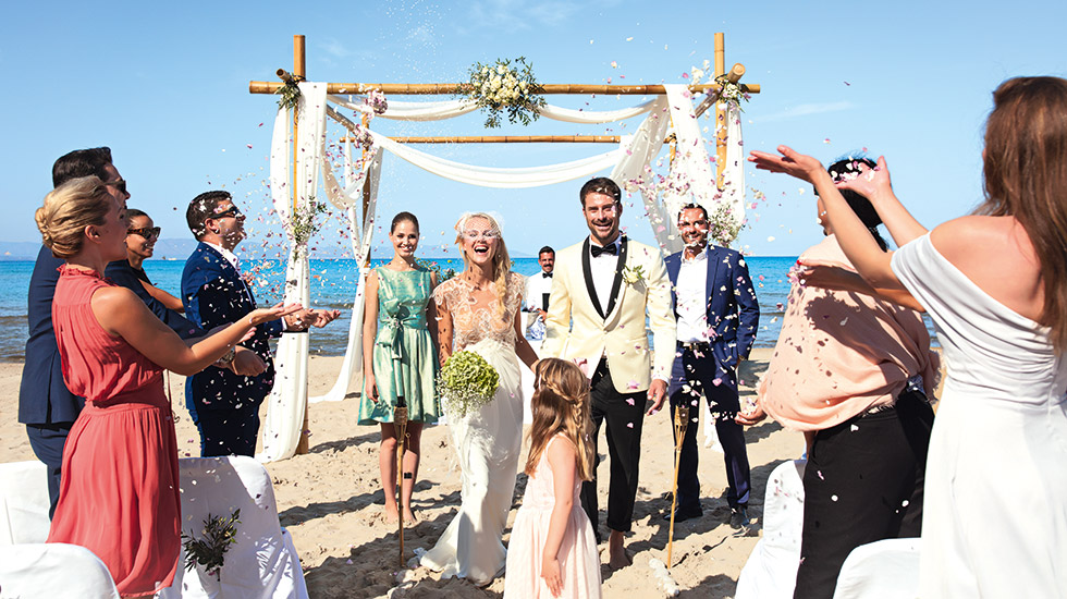 Celebrate your wedding at Amirandes