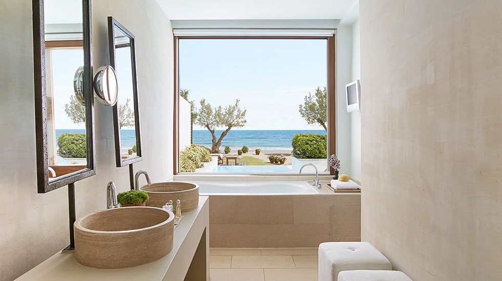 32 Luxury Beach Villa Private Pool Greece