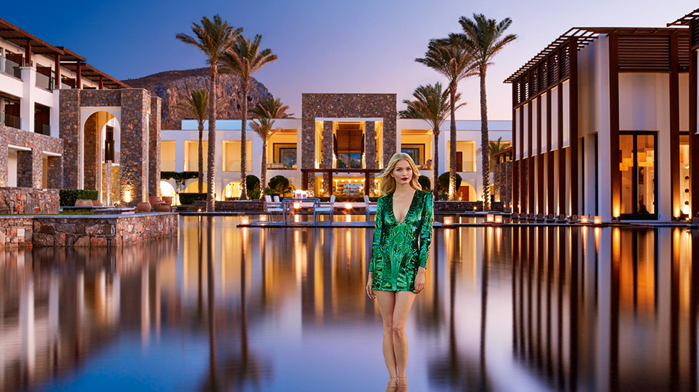 Photo gallery of amirandes exclusive resort the hotel for Exclusive luxury hotels